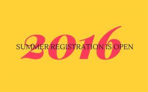 Summer HIMT registration