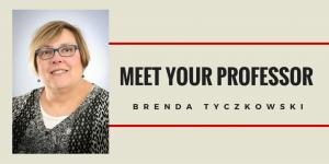 Meet Brenda Tyczkowski