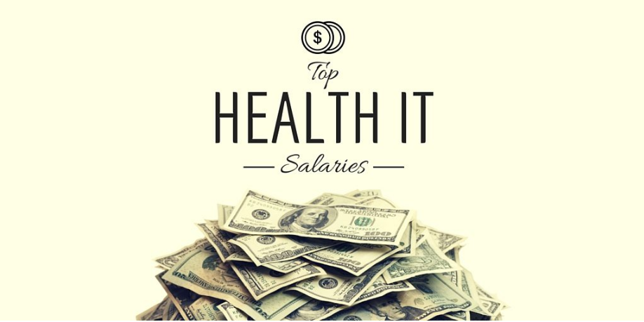 health information technology job salaries