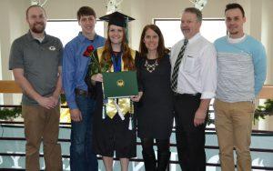 Katie Eichman: HIMT graduate