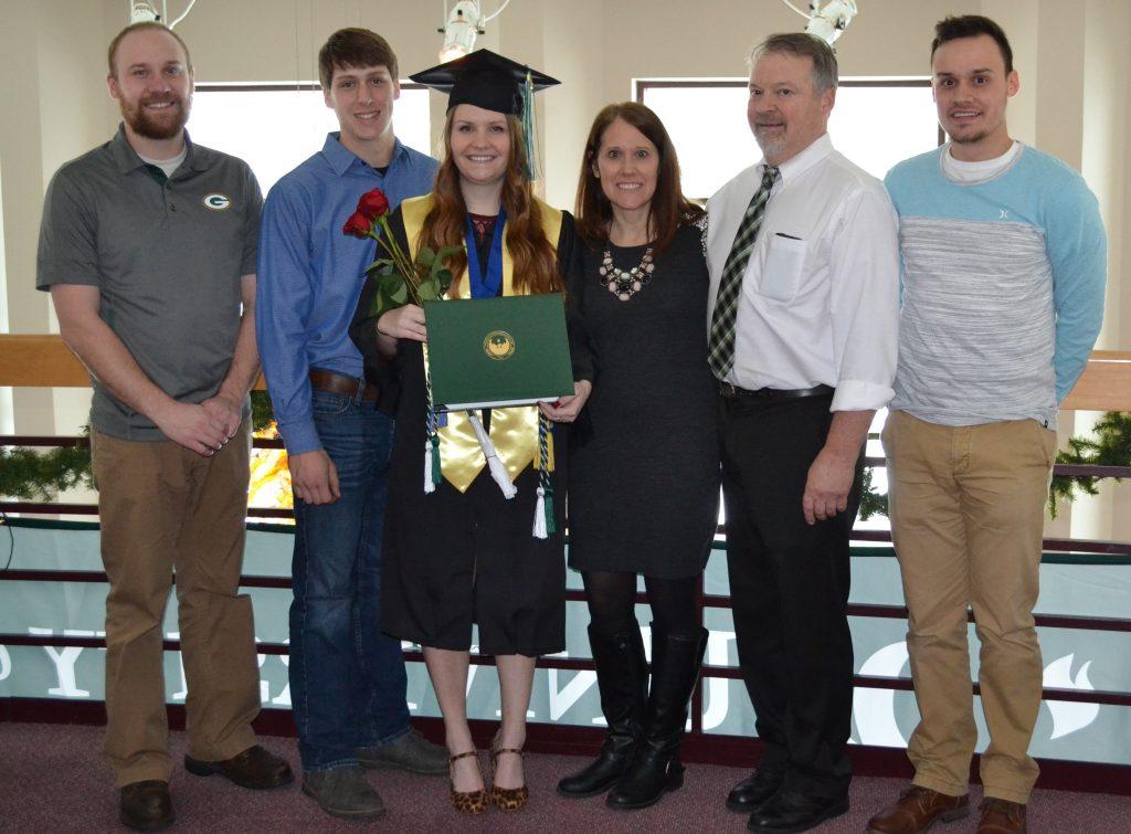 HIMT graduate Katie Eichman
