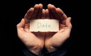 Data hands