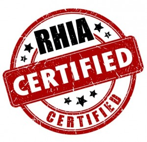 RHIA Certification: What Is It? Should You Get Certified?